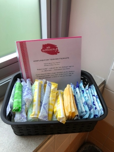Period Supply Exchange Basket